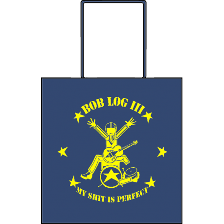 Perfect Tote Bag (Blue)